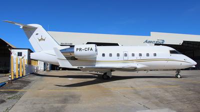 PR-CFA - Bombardier CL-600-2B16 Challenger 604 - Private