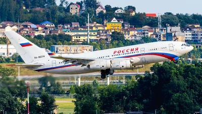 A picture of RA96014 - Ilyushin Il96300 - Rossiya  Special Flight Squadron - © Alexander Lebedev