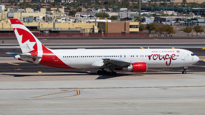 A picture of CGSCA - Boeing 767375(ER) - [25121] - © Luca Flores