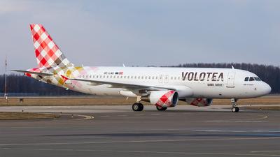 OE-LMO - Airbus A320-214 - Volotea