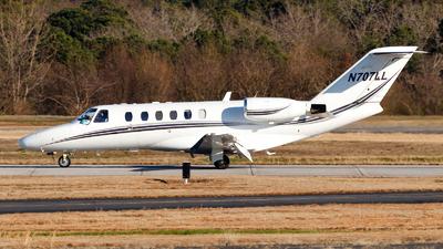 A picture of N707LL - Cessna 525A CitationJet CJ2 - Delta Private Jets - © Oliver Richter