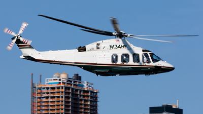 N134HF - Agusta-Westland AW-139 - Heliflite