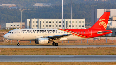 B-6315 - Airbus A320-214 - Shenzhen Airlines
