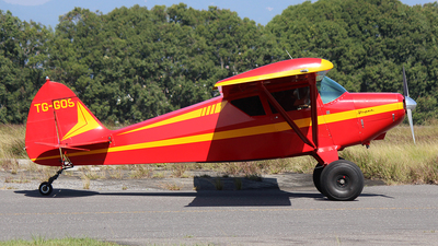TG-GOS - Piper PA-22-160 Pacer - Private
