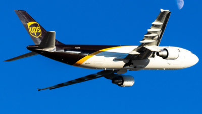 A picture of N139UP - Airbus A300F4622R - UPS - © Jake Simpson