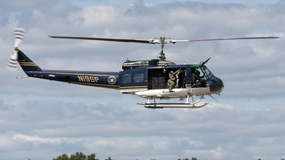 N19SP - Bell UH-1H Iroquois - United States - New York State Police