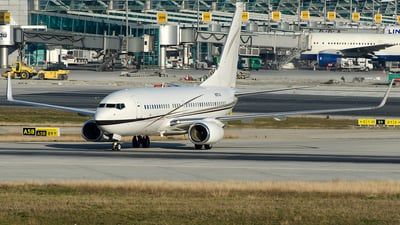 N977JG - Boeing 737-73Q(BBJ) - Jhonlin Air Transport