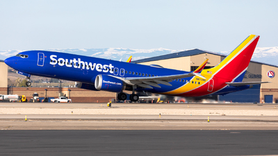 N8728Q - Boeing 737-8 MAX - Southwest Airlines