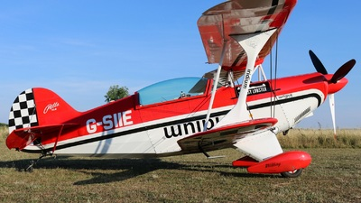 G-SIIE - Pitts S-2B Special - Private