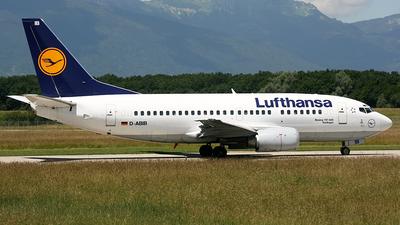 D-ABIB - Boeing 737-530 - Lufthansa