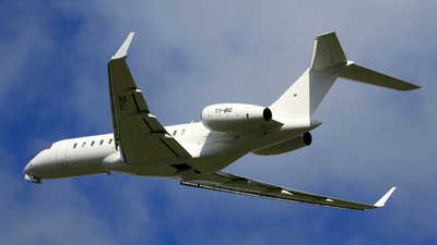 T7-BIG - Bombardier BD-700-1A10 Global 6000 - Private