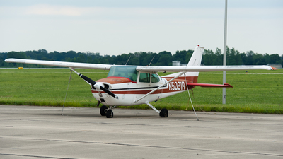 N5091R - Cessna 172M Skyhawk - Private