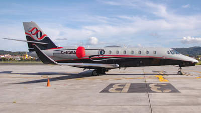 C-FDNA - Cessna 680 Citation Sovereign - Private