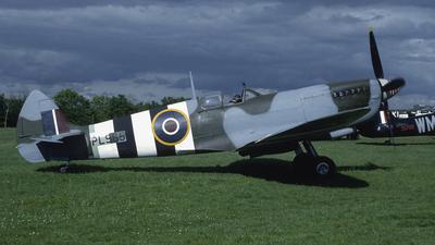 G-MKXI - Supermarine Spitfire PR Mk. XI - Private
