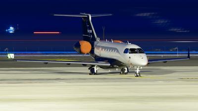 OO-CYN - Embraer EMB-550 Legacy 500 - Air Service Liège (ASL)