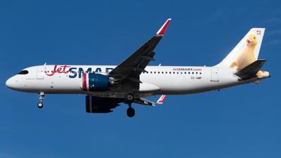 CC-AWP - Airbus A320-271N - JetSmart
