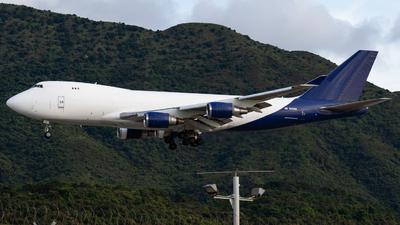 N258SN - Boeing 747-47U(F) - Western Global Airlines