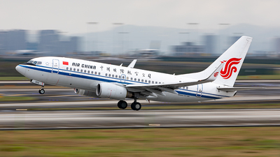 B-5202 - Boeing 737-79L - Air China