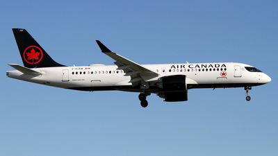 A picture of CGJXW - Airbus A220300 - Air Canada - © Daniel Lapierre Forget