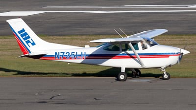 N735LH - Cessna 182Q Skylane - Private