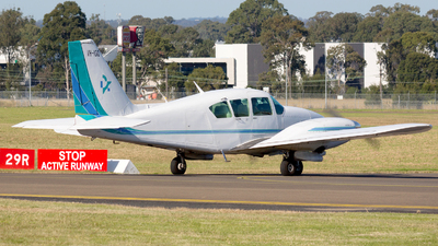 VH-IGQ - Piper PA-23-250 Aztec E - Private