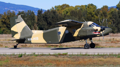 HA-HIB - Dornier Do-28 Skyservant - Private