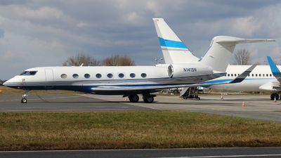 N1415N - Gulfstream G650ER - Private