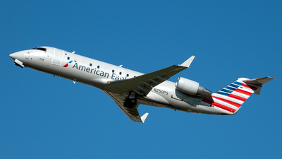 N250PS - Bombardier CRJ-200ER - American Eagle (PSA Airlines)