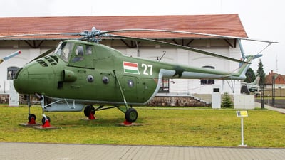 27 - Mil Mi-4A Hound - Hungary - Air Force