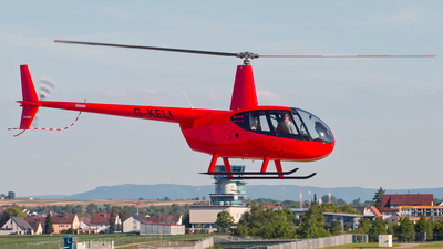 A picture of GKELI - Robinson R44 Raven II - [11040] - © Patrick Weis