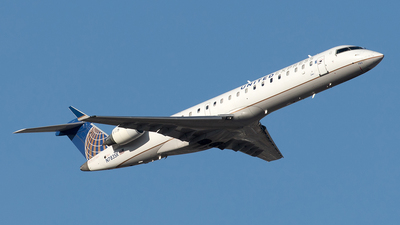 A picture of N783SK - Mitsubishi CRJ701ER - United Airlines - © Yixin Chen