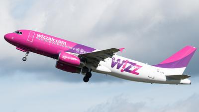 HA-LPS - Airbus A320-232 - Wizz Air