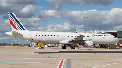 A picture of FGTAX - Airbus A321212 - Air France - © CaptainWil972