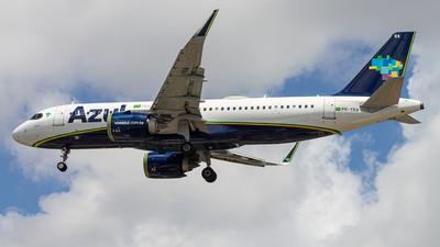 A picture of PRYRA - Airbus A320251N - Azul Linhas Aereas - © Eduardo Salesp