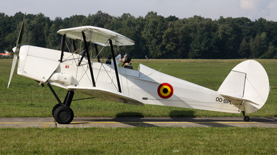 OO-BPL - Stampe and Vertongen SV-4B - Private