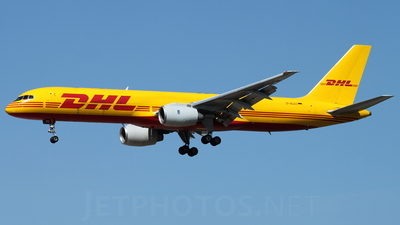 D-ALEC - Boeing 757-236(SF) - DHL (European Air Transport)
