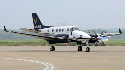 B-8780 - Beechcraft C90GTx King Air - Jiutian International Flight Academy