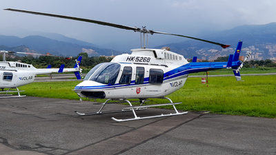 HK-5268 - Bell 206L-3 LongRanger III - VOLAR Helicópteros