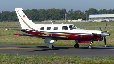 D-EUVH - Piper PA-46-350P Malibu Mirage/Jetprop DLX - Private