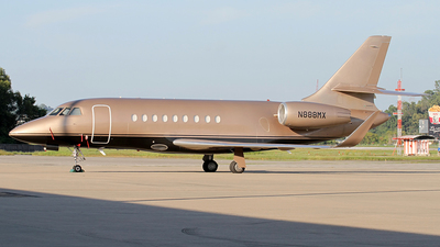 N888MX - Dassault Falcon 2000LX - Private