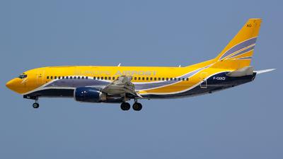 F-GIXO - Boeing 737-3Q8(QC) - Europe Airpost