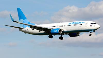VQ-BWH - Boeing 737-8LJ - Pobeda