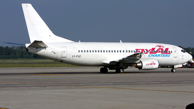 LY-FLE - Boeing 737-3L9 - FlyLAL Charters