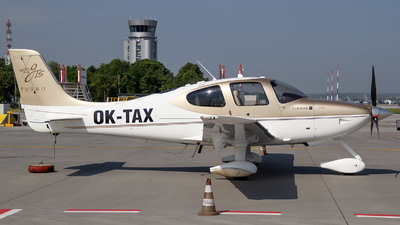 OK-TAX - Cirrus SR22T-GTS - Private