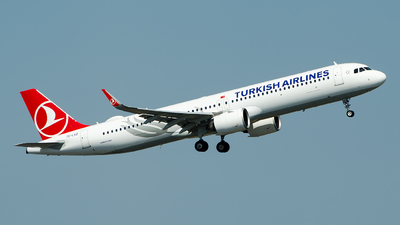 A picture of TCLSZ - Airbus A321271NX - Turkish Airlines - © Alp AKBOSTANCI
