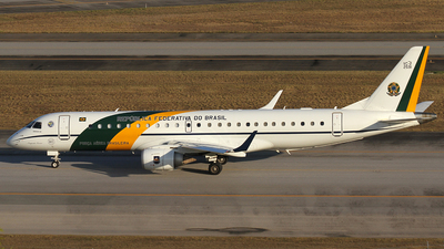 FAB2591 - Embraer VC-2 - Brazil - Air Force