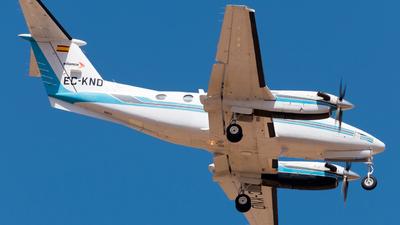 EC-KND - Beechcraft B200 Super King Air - Eliance