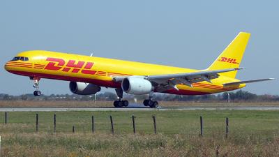 G-BIKI - Boeing 757-236(SF) - DHL Air
