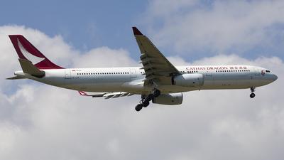 B-LAA - Airbus A330-342 - Cathay Dragon
