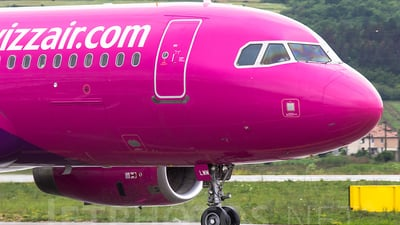 HA-LWM - Airbus A320-232 - Wizz Air